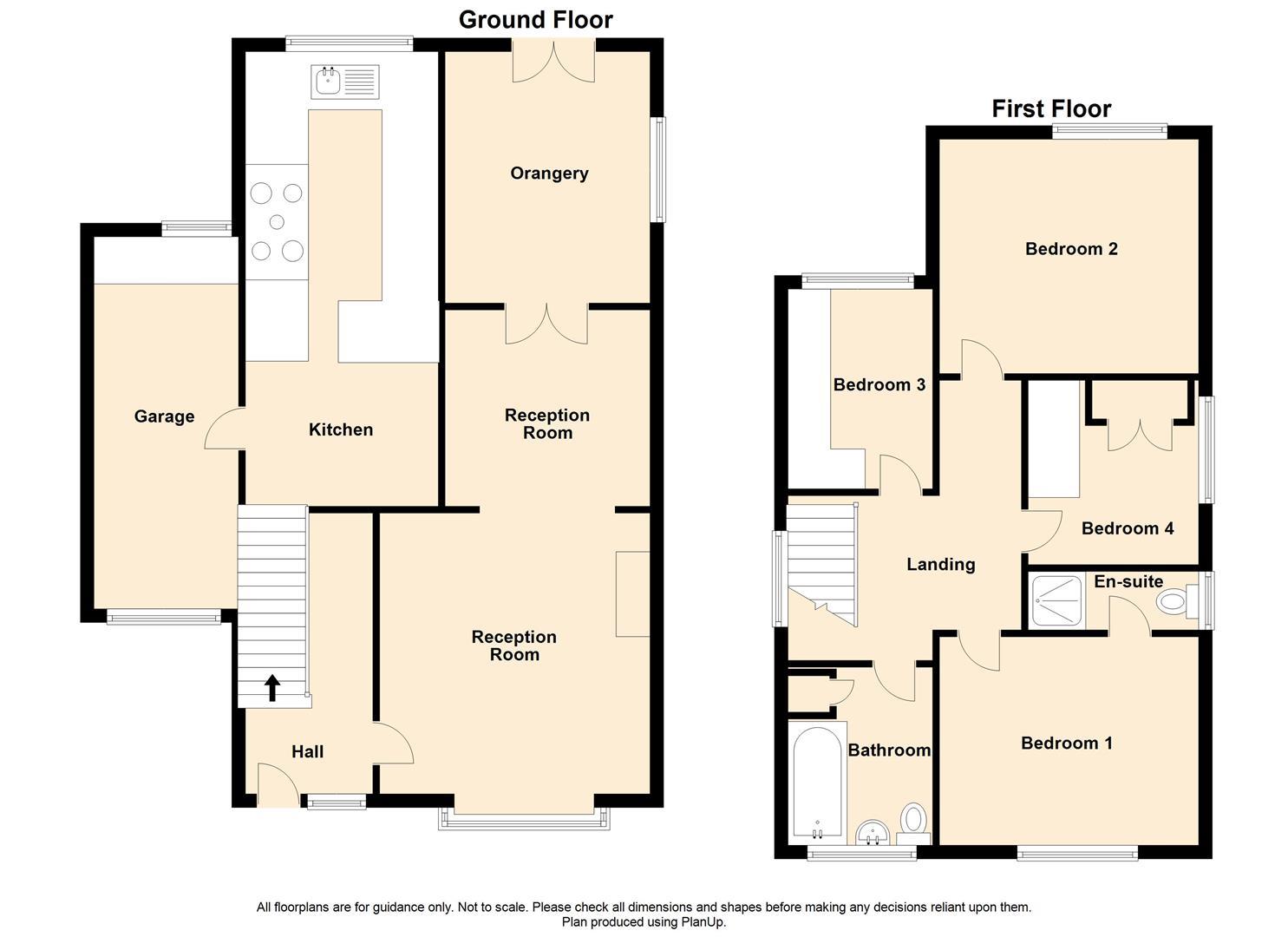 4 Bedroom Detached House For Sale - 6 Harlech Close.jpg